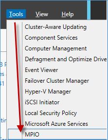 Configure iSCSI on Windows Server 2012 R2 -